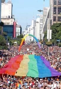 Parada Gay Pride SP